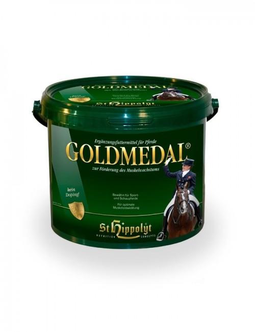 Gold Medal de St Hippolyt favorece la formación de los músculos y potencia el rendimiento muscular