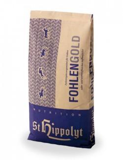 Fohlengold Classic de St. Hippolyt fortalece huesos y cartílagos para potros y caballos adultos