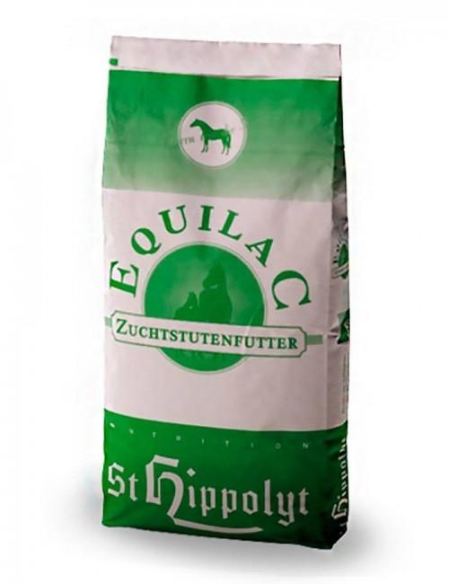 EquiLac de St. Hippolyt es un pienso para mejorar la productividad de la yegua madre y el buen desarrollo del potro