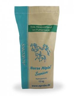 Comida completa para caballos mayores y caballos con problemas de masticación de St Hippolyt
