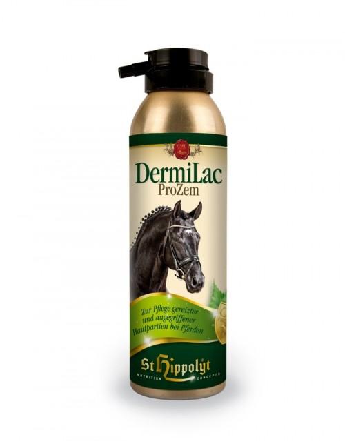 Dermilac Prozen de St Hippolyt, para el cuidado de zonas de piel del caballo irritadas y dañadas.