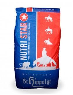Nutristar de St. Hippolyt, muesli bajo en carbohidratos especial para razas western