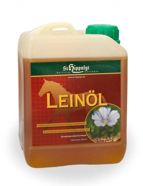 Aceite de linaza Leinol de St.Hippolyt con alta concentración de ácidos grasos omega 3