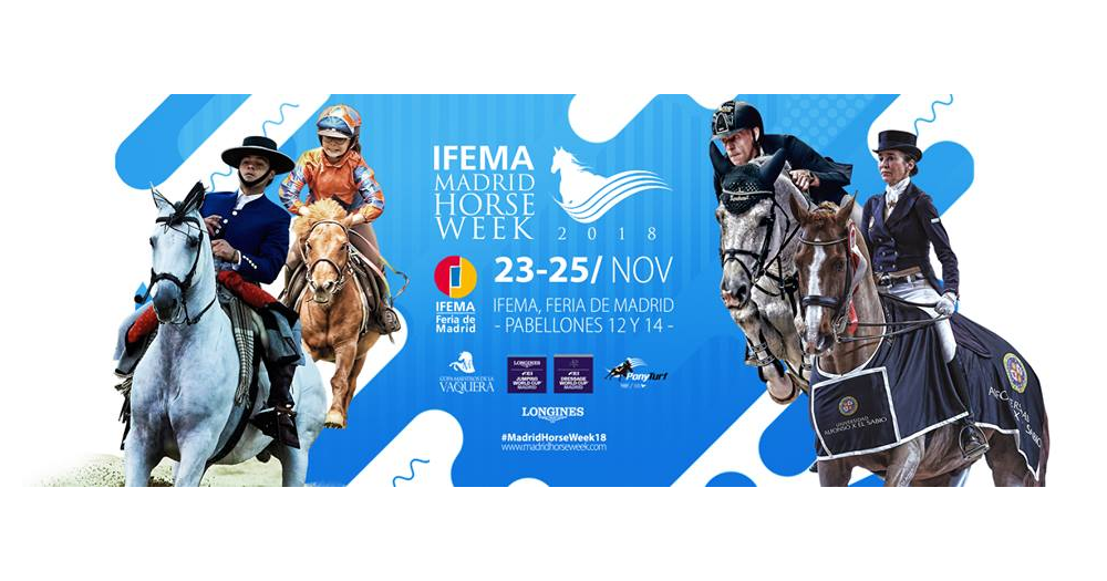 Nos vemos en la Madrid Horse Week